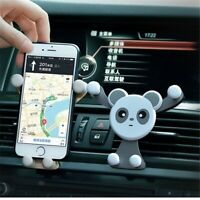 Mount Mobile Holder Stand Interior Accessories Car Accessories Car Phone Holder