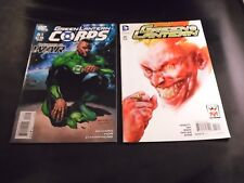 Green Lantern Variants #41 and #61 DC New 52 Sharp NO STOCK PHOTOS!