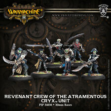 Warmachine - Cryx: Revenant Crew of the Atramentous (6) PIP34030