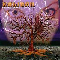 KALIBAN tempest FINNISH DEATH METAL CD
