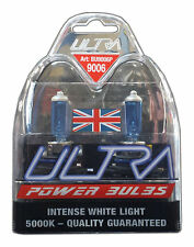 Ultra HB4 (9006) 12v 51w 5000K Xenon Power Bulbs