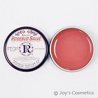 "1 ROSEBUD Smith's Rosebud Salve Lip Balm Tin 0.8 oz  ""RB - RS"" *Joy's cosmetics*"