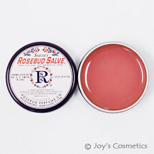 "1 ROSEBUD Smith's Rosebud Salve Lip Balm Tin 0.8 oz ""RB - 02"" Joy's cosmetics"