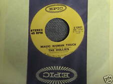 The HOLLIES 45 Magic Woman Touch EPIC MINT
