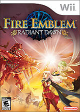 Fire Emblem: Radiant Dawn (Nintendo Wii, 2007)  Great shape! Tested! Complete!