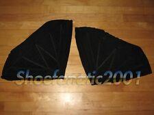 Diamond Supply Co Pillow Set Diamond Black Brilliant VVS faux leather suede Set