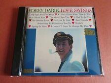 Bobby Darin CD - Love Swings CCM-399-2 - COLLECTOR'S CHOICE MUSIC