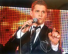 Michael Buble (Live) Signed 16x20 Photo JSA P55561