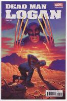 DEAD MAN LOGAN #1 Greg Hildebrandt 1:50 Variant NM