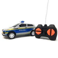 Toi-Toys Polizeiwagen ferngesteuertes RC Mini Auto 16 cm 27 mHz Spielzeug