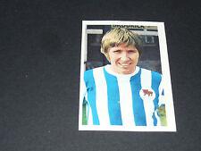 126 GREENHALGH HUDDERSFIELD TOWN TERRIERS FKS PANINI FOOTBALL ENGLAND 1970-1971