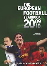European Football Yearbook 2009-10 2009/10 by