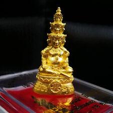 Magic Look Om Millionare Ball Amulet LP Tao Thai Occult Good Luck Wealth Rich