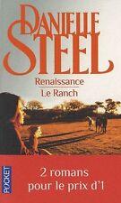 Renaissance / Le ranch.Danielle STEEL.Pocket Double S003