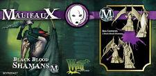 MALIFAUX - WYR20427 Black Blood Shamans