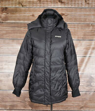 Bergans of Norway Down Parkas Women Jacket Coat Size S, Genuine