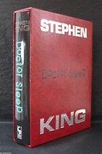 DOCTOR SLEEP Stephen King SLIPCASED LIMITED 1st ED NEW Cemetery Dance SHINING 2