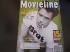 Robert Downey Jr., Mark Wahlberg, Rob Lowe - Movieline Magazine 1997