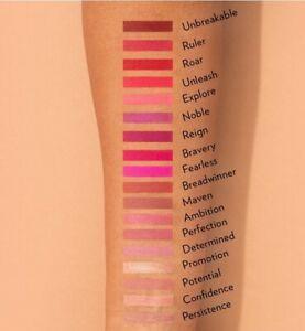 Matte Or Metalic LonglastingNo Smudge Lipstick 18 Shades