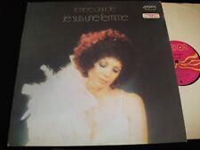 """RENÉE CLAUDE<>JE SUIS UNE FEMME<>12"""" Lp Vinyl~Canada Pressing~LONDON LFS-9012"""
