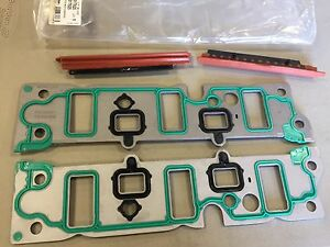 GM OE 89017825 Lower Aluminum Intake Manifold Gasket Set 3800 3.8L 1997-08