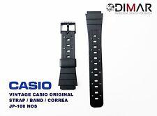 VINTAGE CASIO ORIGINAL STRAP/BAND/CORREA JP-100 NOS