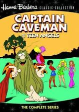 CAPTAIN CAVEMAN and the TEEN ANGELS complete series. Region free. New DVD.