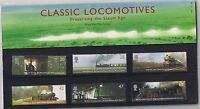 GB Presentation Pack 355 2004 Classic Locomotives 10% OFF 5