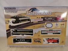 Bachmann Thoroughbred HO Scale Ready To Run Train Set