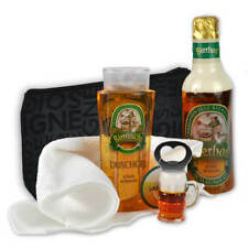 Geschenk-Set Feierabend mit Bierduschgel und Bierbad plus Flaschenöffner