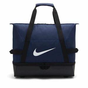 Nike Academy Team Hardcase Unisex Duffel Bag Blue Medium Size 52 Litres Football