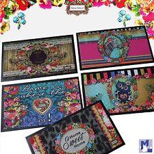 MELLI MELLO Doormat farbenfroh romantische Fußmatte Serie verschiedene Motive