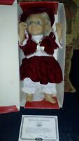 """vintage gloobee real life expressions doll 16"""" tall"""
