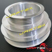 Lightweight Underdrive Crank Pulley for Nissan S14 S15 200sx Silvia SR20 SR20DET