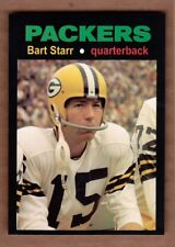 Bart Starr '56 Green Bay Packers rookie season Monarch Corona Glory Days #17