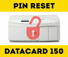 PIN Password Reset Unlock Service for Datacard 150i Embosser DES to CPX Mode