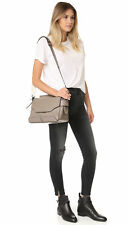 New $695 Rag & Bone Pilot Satchel Bag in Stone (Beige) Leather