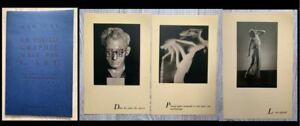 SURREALISME ANDRE BRETON MAN RAY LA PHOTOGRAPHIE N'EST PAS L'ART GLM 1937