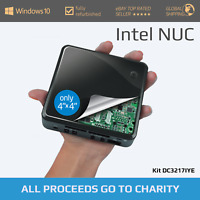 Miniature PC! - Home Working + Education - Intel i3 NUC - 128GB SSD + 8GB RAM!