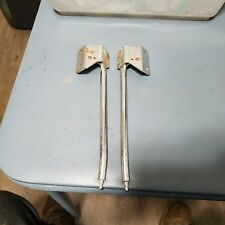 1956 1957 Chevy 9 Passenger Station Wagon Third Row Seat Back Support Rods