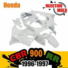 Moto Fairing Bodywork ABS Molding SET Fit For Honda CBR900RR 893 96-97 Unpainted