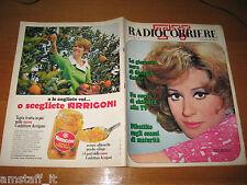 TV RADIOCORRIERE 1967/16=MIRANDA MARTINO=GIORGIO GABER=MARINA DI RAGUSA ADAMO=