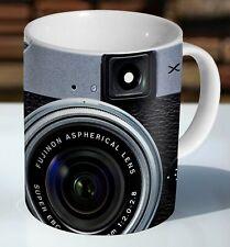 Retro Camera Ceramic Coffee Mug - Cup