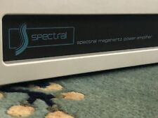 SPECTRAL DMA-80 FINALE STEREO - POWER AMP