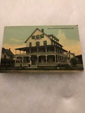 Brayton Hotel , Rehoboth Beach Delaware  Del. Mail Postcard