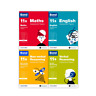 Bond 11+ English 4 Books Set Ages 6-7 Inc Assessment and Tests