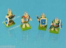 Le VILLAGE d'ASTERIX figurines la patrouille Romaine soldats figure figuren neuf