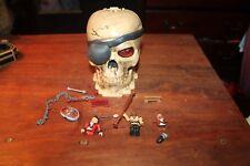 Mega Bloks Pyrates Skull Island Pirate Parts Lot