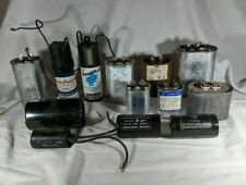 Lot of 14 Large Motor Start Capacitors