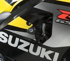 Suzuki GSX R600 K5 2005 R&G Racing Aero Crash Protectors CP0320BL Black